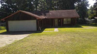 Jasper TX Single Family Home For Sale: $44,250