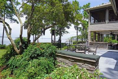 Brookeland Single Family Home For Sale: 1930 Beachrock