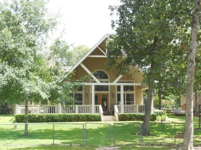 Burkeville, Hemphill Single Family Home For Sale: 1266 Sandy Creek Dr.