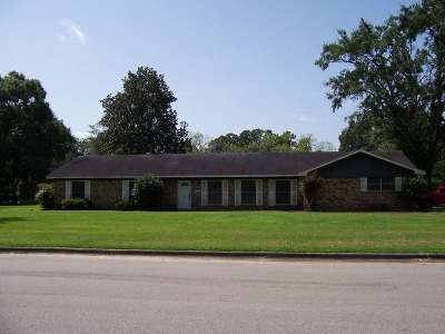 Kirbyville Single Family Home For Sale: 601 W Trout