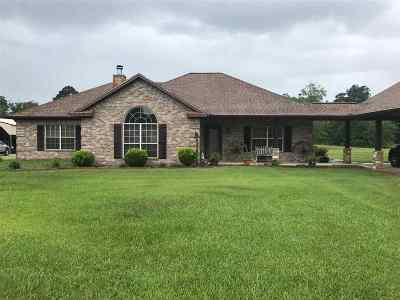 Jasper County Single Family Home For Sale: 150 Cr 628