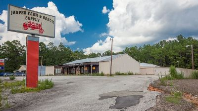Angelina County, Jasper County, Nacogdoches County, Newton County, Sabine County, San Augustine County, Shelby County Commercial For Sale: 2850 N Wheeler