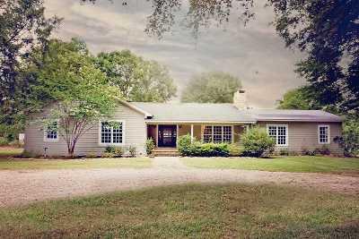 Center Single Family Home For Sale: 1660 Fm 138