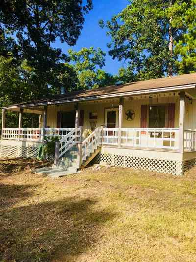 Broaddus Single Family Home For Sale: 287 Cr 3452