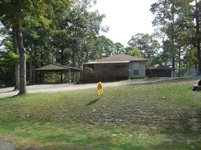 Burkeville, Hemphill Single Family Home For Sale: 381 Beechwood Loop