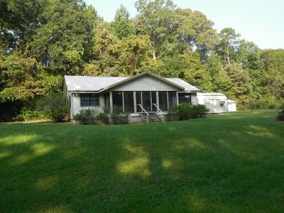 Burkeville, Hemphill Single Family Home For Sale: 155 Bowline
