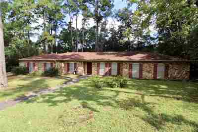 Jasper County Single Family Home For Sale: 1212 Woodland Park Avenue