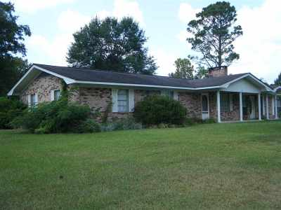 Kirbyville Single Family Home For Sale: 424 Cr 494