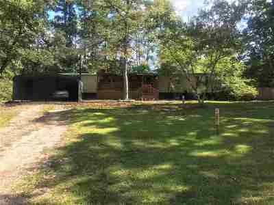 Burkeville Manufactured Home For Sale: 676 Tall Timbers Rd