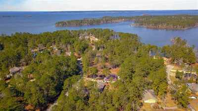 Jasper County Single Family Home For Sale: 1213 Lakeshore Dr.