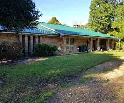 Newton Single Family Home For Sale: 489 Cr 3037 #Pine Gro