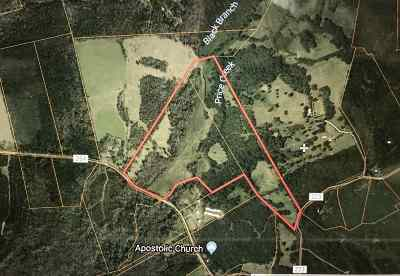 San Augustine Residential Lots & Land For Sale: 1 Fm 354
