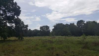 Angelina County, Jasper County, Nacogdoches County, Newton County, Sabine County, San Augustine County, Shelby County Farm & Ranch For Sale: Cr 4810