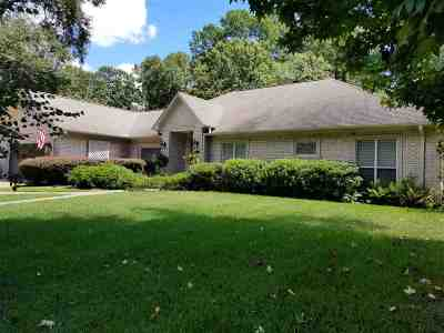 Jasper Single Family Home For Sale: 914 Richardson