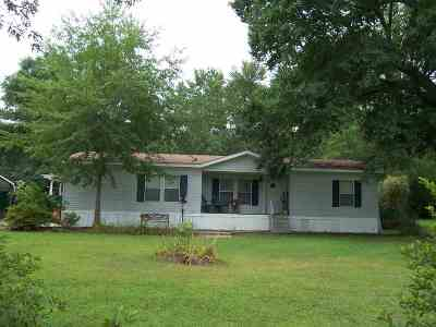 Newton Single Family Home For Sale: 4899 Fm 363