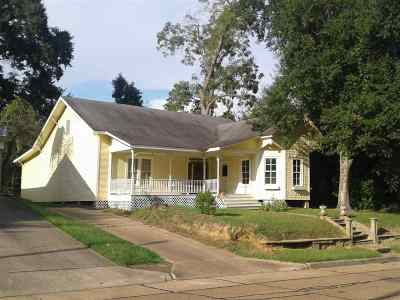 Jasper TX Single Family Home For Sale: $94,500