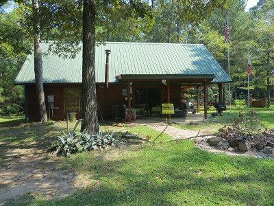 Hemphill Single Family Home For Sale: 743 Oakridge Ln.