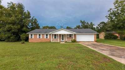 Jasper Single Family Home For Sale: 1150 E Martin Luther King