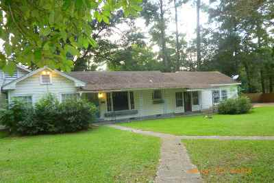 Jasper County Single Family Home For Sale: 107 Timberlane