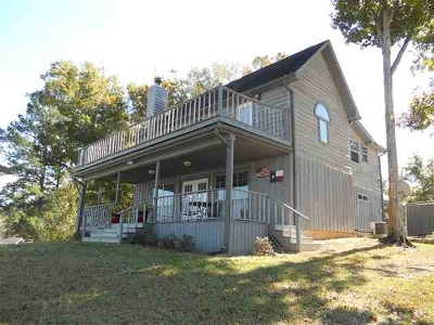 Burkeville Single Family Home For Sale: 206 Fishers Point