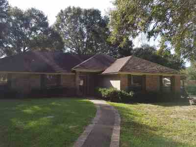 Jasper TX Single Family Home For Sale: $155,000