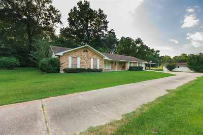 Jasper County Single Family Home For Sale: 2530 W Texas State Highway 63