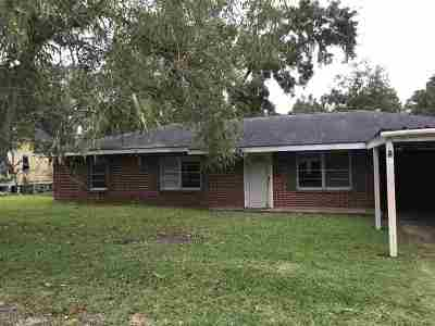 Kirbyville TX Single Family Home For Sale: $42,500