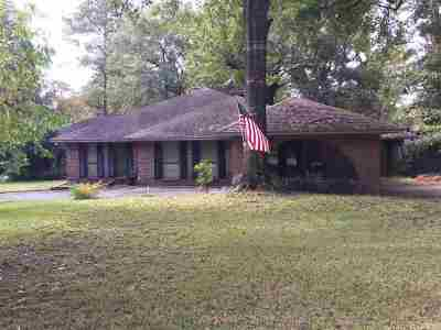 Jasper TX Single Family Home For Sale: $210,000