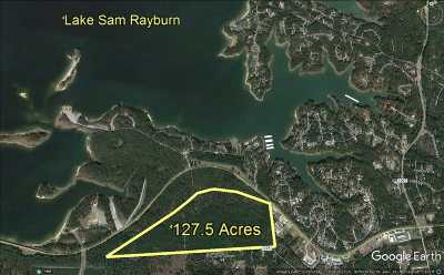 Brookeland Residential Lots & Land For Sale: 4295 Sam Rayburn Pkwy