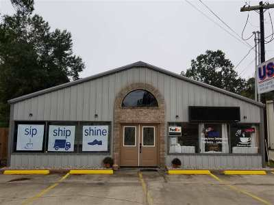 Angelina County, Jasper County, Nacogdoches County, Newton County, Sabine County, San Augustine County, Shelby County Commercial For Sale: 150 Kelly