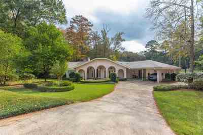 Jasper County Single Family Home For Sale: 1011 Woodland Park