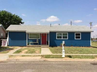 Seminole TX Single Family Home For Sale: $120,000