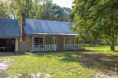 Single Family Home For Sale: 764 County Road 070