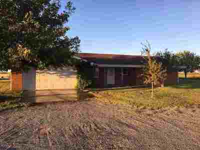 Seminole TX Single Family Home For Sale: $236,000