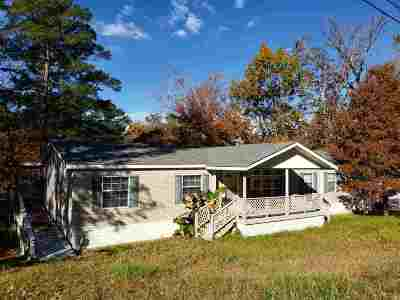 Burkeville Manufactured Home For Sale: 549 Tall Timbers