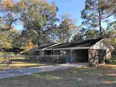 Kirbyville Single Family Home For Sale: 407 W Drew