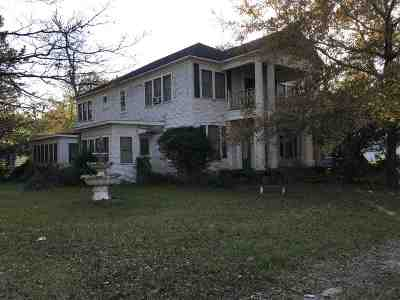 Kirbyville Single Family Home For Sale: 305 W Main St