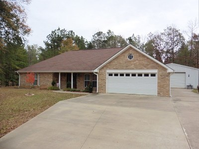 Hemphill TX Single Family Home For Sale: $239,900