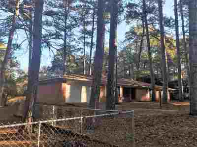 Jasper Single Family Home Accepting Backups: 1302 Woodland Park
