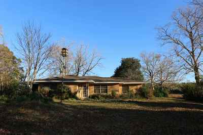 Wiergate Farm & Ranch For Sale: 140 County Road 2159