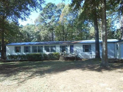 Burkeville, Hemphill, Hemphill Sub-division, Milam, Shelbyville Manufactured Home For Sale: 420 McCoury Loop
