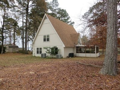 Hemphill Single Family Home For Sale: 112 Cove Rd.