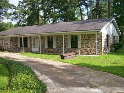 Kirbyville Single Family Home For Sale: 702 Woodland