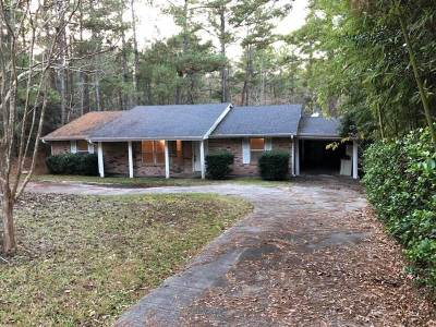 Brookeland Single Family Home For Sale: 421 Pinehurst