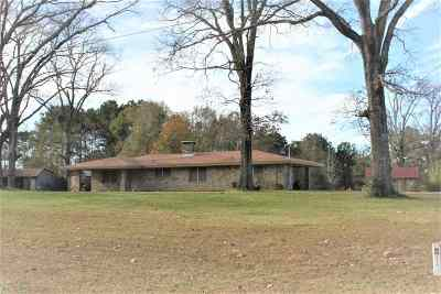 Jasper County Single Family Home For Sale: 5502 Hwy. 96 S