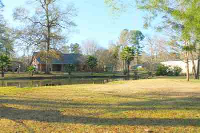 Jasper County Single Family Home For Sale: 115 County Road 084