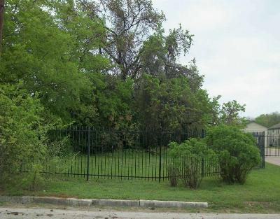 Waco Residential Lots & Land For Sale: S 3rd