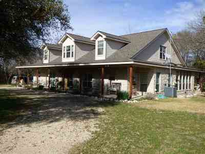 Valley Mills Farm & Ranch Under Contract: 1361 Cr 3150