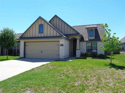 China Spring Single Family Home Under Contract: 10437 Condor Loop