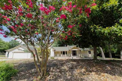 Temple Single Family Home Under Contract: 3512 Magnolia Avenue